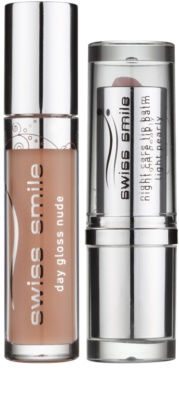 Swiss Smile Glorious Lips set cosmetice I.