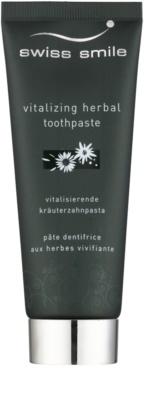 Swiss Smile Herbal Bliss pasta de dentes nutritiva herbal