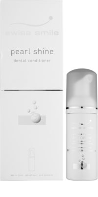 Swiss Smile Pearl Shine acondicionador dental blanqueador para renovar el esmalte dental 2