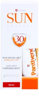 Swiss SunProtect F30 Spray Kosmetik-Set  I. 2