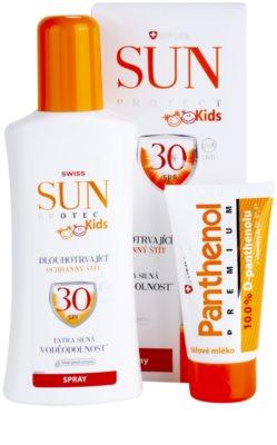 Swiss SunProtect KIDS F30 Spray lote cosmético I. 1