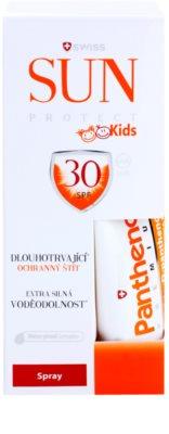 Swiss SunProtect KIDS F30 Spray lote cosmético I. 2