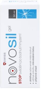 Swiss Novosil gél po uštipnutí hmyzom 2