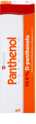 Swiss Panthenol 10% PREMIUM beruhigendes Gel 2