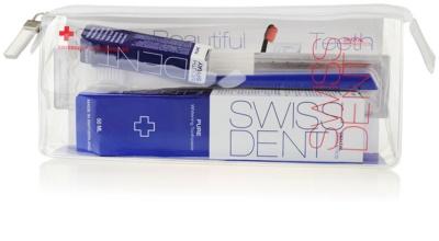 Swissdent Emergency Kit BLUE косметичний набір II.