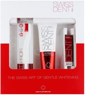 Swissdent Extreme kozmetika szett I.