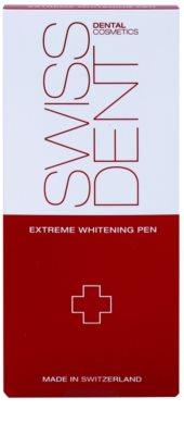 Swissdent Extreme Zwei-Phasen bleichender Stift 2