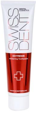 Swissdent Extreme intenzívna bieliaca zubná pasta