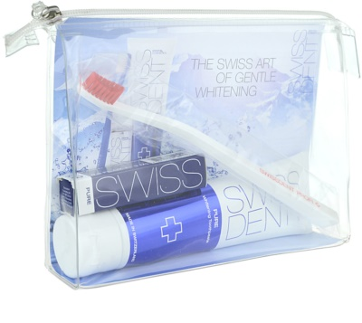 Swissdent Pure Promo Kit козметичен пакет  III. 1