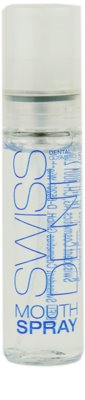 Swissdent Pure spray oral com efeito antibacteriano