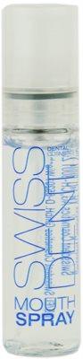Swissdent Pure спрей для ротової порожнини з антибактеріальним ефектом