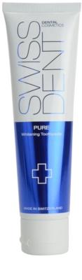 Swissdent Pure pasta dental enzimática con efecto blanqueador