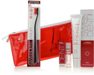 Swissdent Emergency Kit RED kozmetični set I. 1