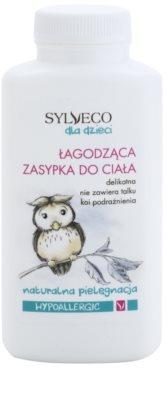 Sylveco Baby Care Bodypuder für Kinder ab der Geburt