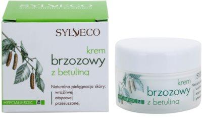 Sylveco Face Care výživný a hydratační krém pro citlivou a intolerantní pleť 2
