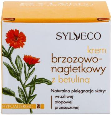 Sylveco Face Care Hautcreme mit Ringelblume für empfindliche und irritierte Haut 3