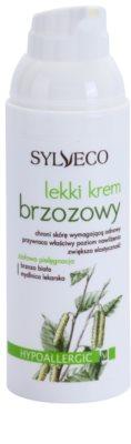 Sylveco Face Care regeneráló és hidratáló krém a dehidratált száraz bőrre 1