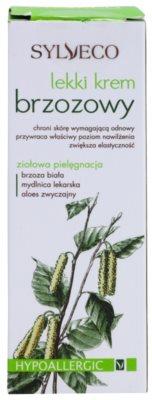 Sylveco Face Care regeneráló és hidratáló krém a dehidratált száraz bőrre 3
