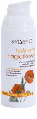 Sylveco Face Care creme protetor para pele mista e oleosa 1