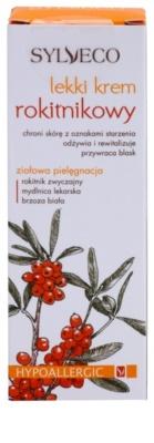 Sylveco Face Care revitalisierende Creme für müde Haut 3