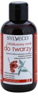 Sylveco Face Care tonik łagodząco-oczyszczający z hibiskusem