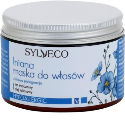 Sylveco Hair Care masca de par pentru par uscat si fragil