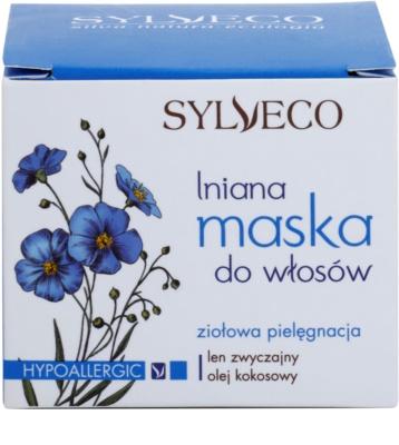 Sylveco Hair Care máscara capilar para o cabelo seco e frágil 3