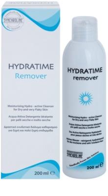 Synchroline Hydratime feuchtigkeitsspendendes Reinigungsgel für trockene und sehr trockene Haut 1