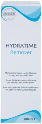 Synchroline Hydratime feuchtigkeitsspendendes Reinigungsgel für trockene und sehr trockene Haut 2