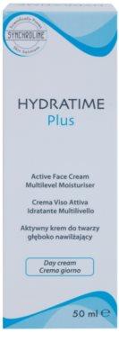 Synchroline Hydratime Plus nappali hidratáló krém száraz bőrre 2