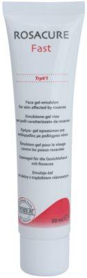 Synchroline Rosacure Fast emulsión en forma de gel para pieles sensibles con tendencia a las rojeces