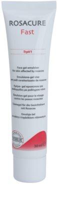 Synchroline Rosacure Fast gelasta emulzija za občutljivo kožo, nagnjeno k rdečici