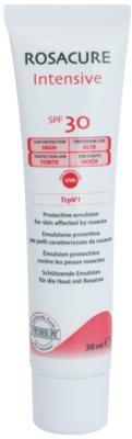 Synchroline Rosacure Intensive защитна емулсия за чувствителна кожа със склонност към зачервяване SPF 30