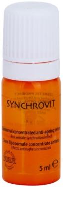Synchroline Synchrovit C liposomales Serum gegen Hautalterung