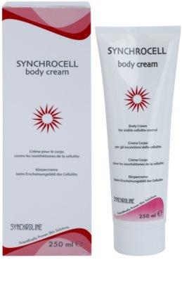 Synchroline Synchrocell крем за тяло против целулит 1
