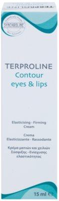 Synchroline Terproline creme de contorno para olhos e lábios 2
