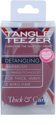 Tangle Teezer Thick & Curly cepillo para el cabello 4