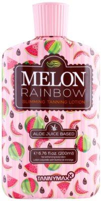 Tannymaxx 6th Sense Melon Rainbow shujševalna krema za sončenje v solariju za temno porjavitev