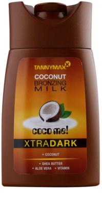 Tannymaxx Coco Me! XtraDark leche bronceadora para solárium
