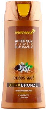 Tannymaxx Cocoa Me! XtraBronze leche after sun con bronzer