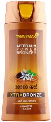 Tannymaxx Cocoa Me! XtraBronze loțiune după plajă cu Bronzer