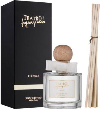 Teatro Fragranze Bianco Divino difusor de aromas con el relleno 1