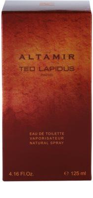 Ted Lapidus Altamir Eau de Toilette para homens 3
