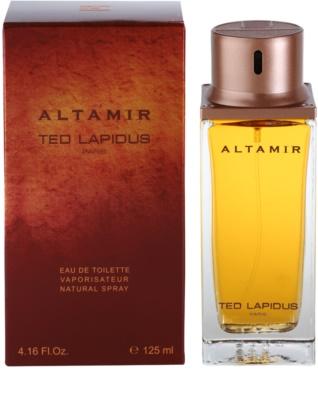 Ted Lapidus Altamir eau de toilette férfiaknak