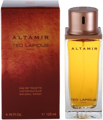 Ted Lapidus Altamir Eau de Toilette para homens