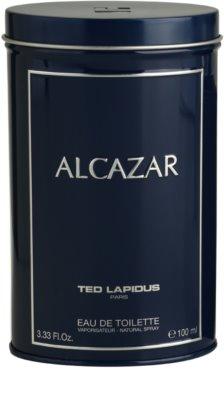 Ted Lapidus Alcazar Eau de Toilette pentru barbati 4