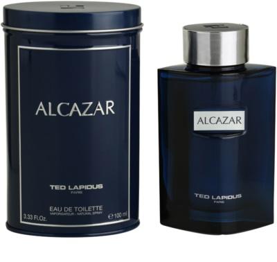 Ted Lapidus Alcazar eau de toilette férfiaknak