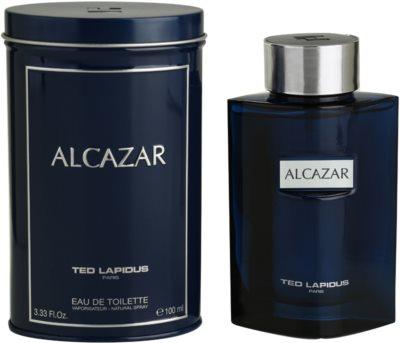 Ted Lapidus Alcazar eau de toilette para hombre