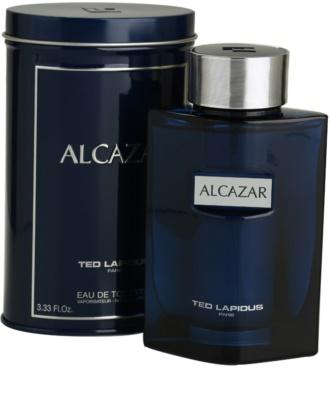 Ted Lapidus Alcazar Eau de Toilette pentru barbati 1