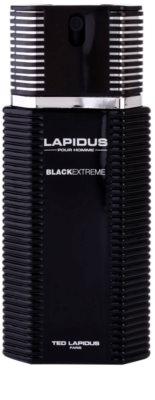 Ted Lapidus Lapidus Pour Homme Black Extreme Eau de Toilette para homens 2